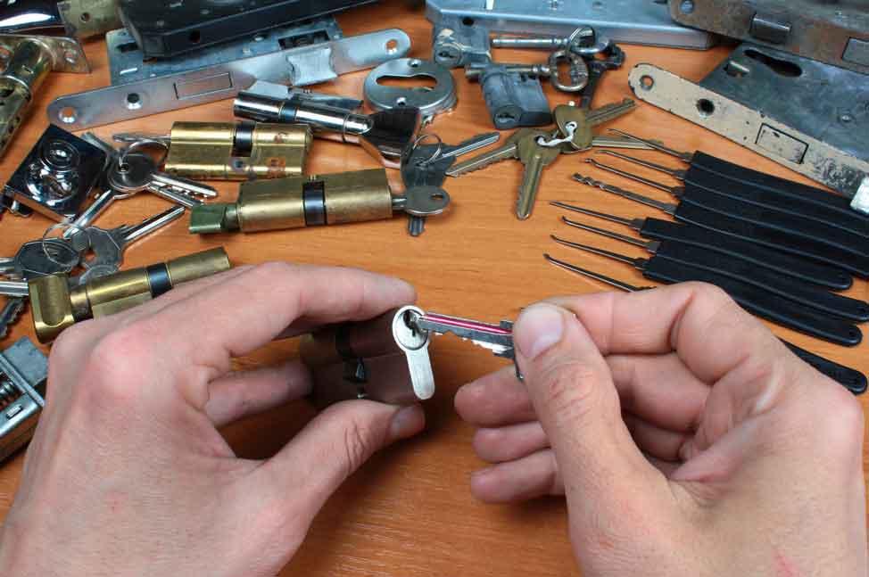 History of Locksmithing